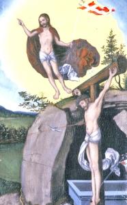85. Loven og Evangeliet Crop