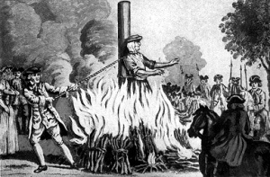 burn-at-stake